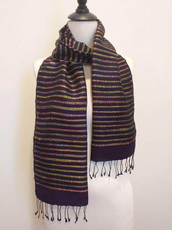 NSD312B SEAsTra Fairtrade Silk Scarf