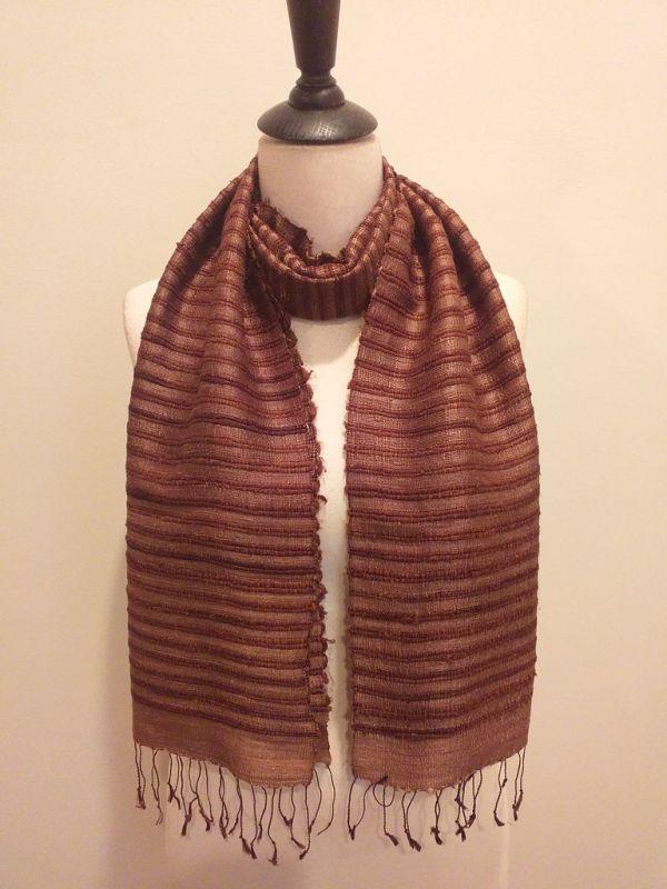 NSD701C SEAsTra Fairtrade Silk Scarf