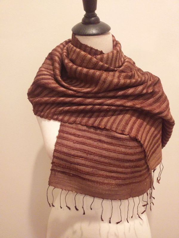 NSD701E SEAsTra Fairtrade Silk Scarf