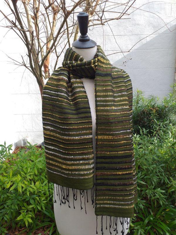 NSS139B SEAsTra Fair Trade Silk Scarf