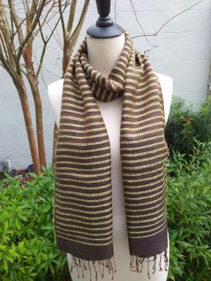 NSS753C SEAsTra Fair Trade Silk Scarf