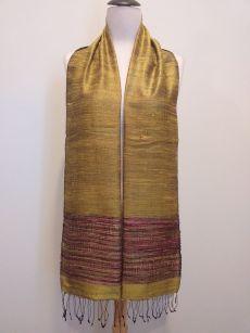 NTD014A SEAsTra Thailand Silk Scarf