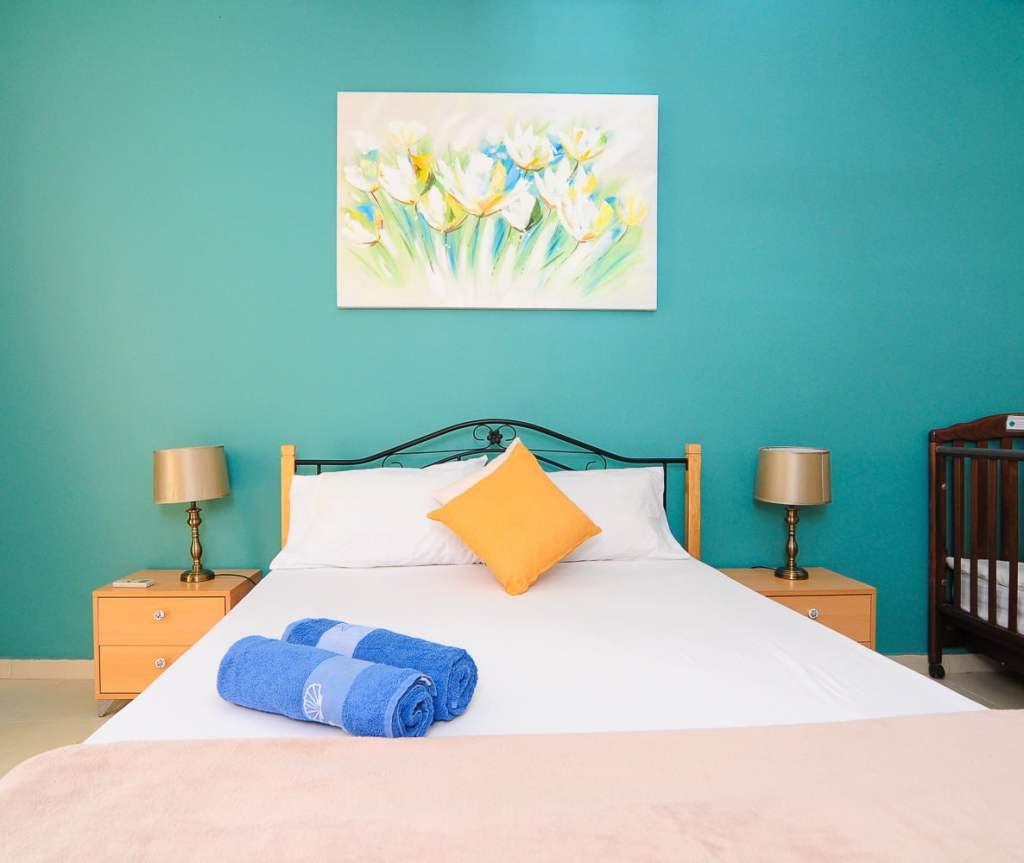 Aria 2 Bedroom Suite: Sliema Penthouse 3 Terrances 2 Bedroom Near Vecchia Napoli