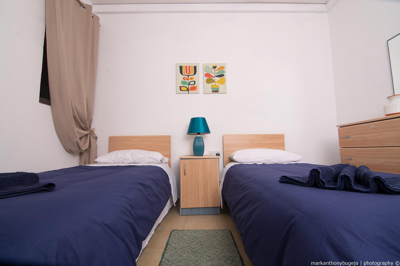 Seaside Apartments Malta Mellieha 1 - Bedroom 1