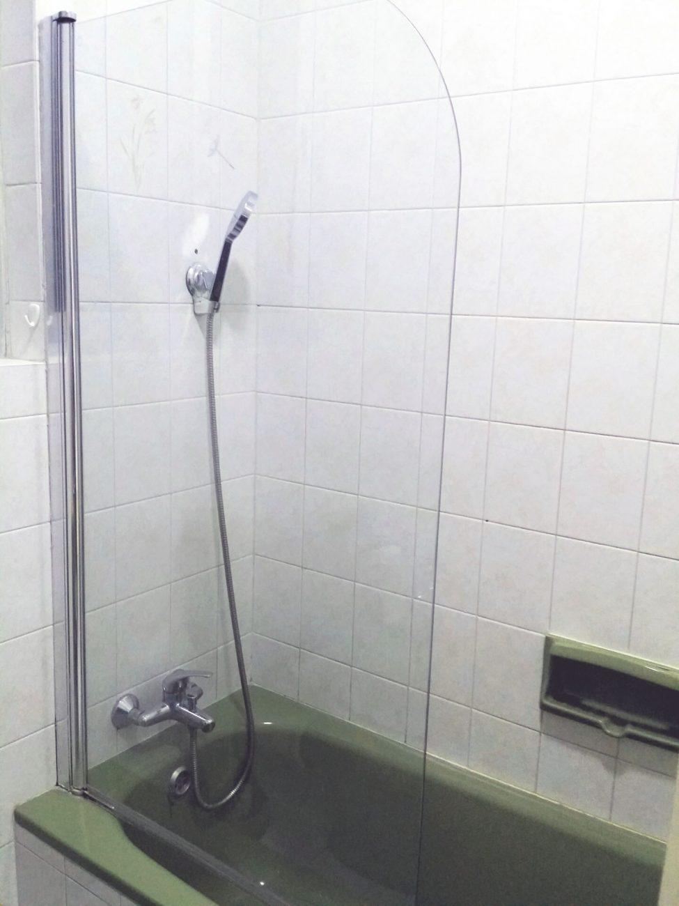 Seaside Apartments Malta Mellieha 1 - Main Bathroom