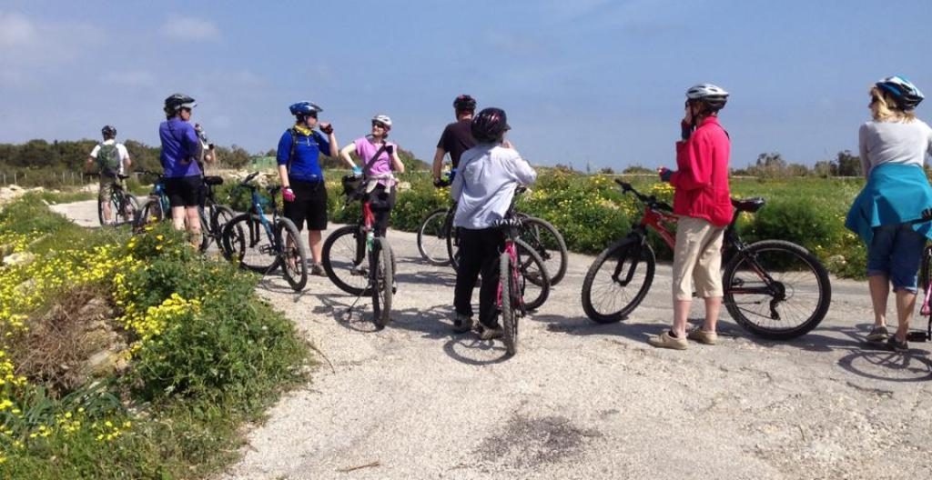 Mountain Bike Tour in Malta