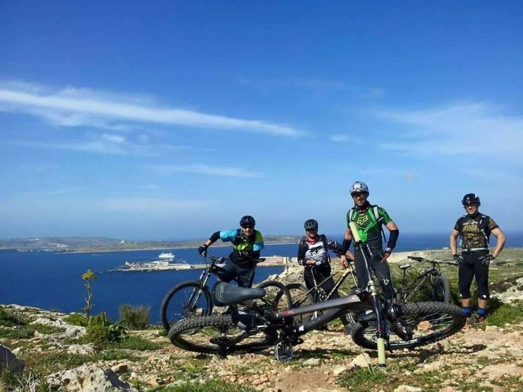 Book Mountain Bike Tour in Malta