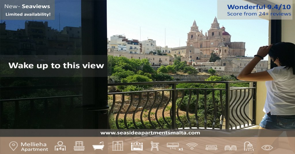 Valley View Apartments Mellieha