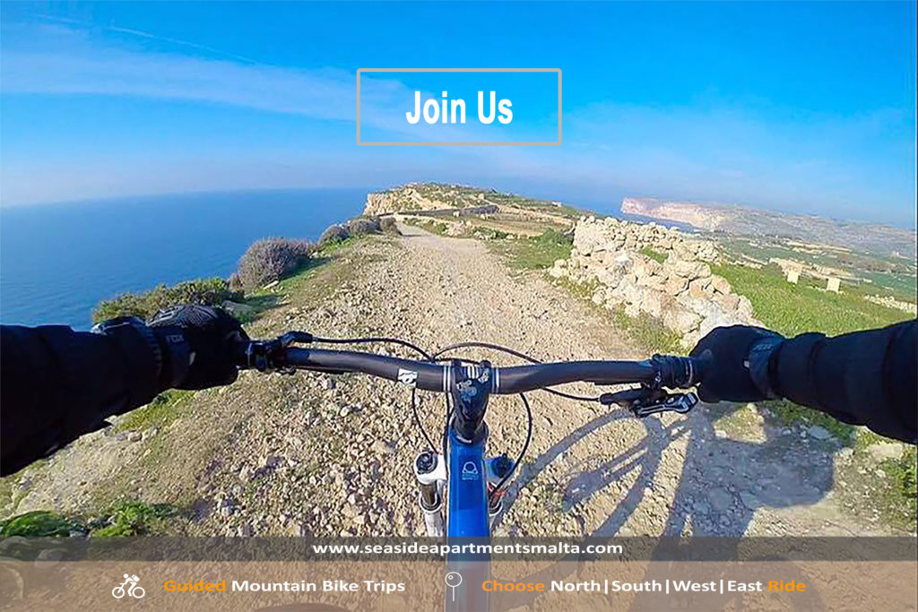 Book Mountain Bike Tour in Malta