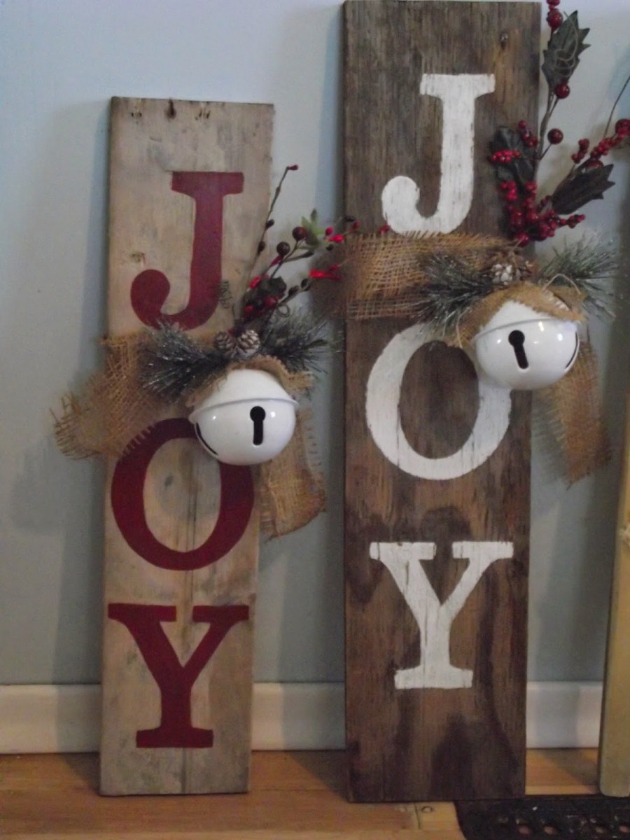Diy Holiday Decor Ideas Hand Painted Furniture