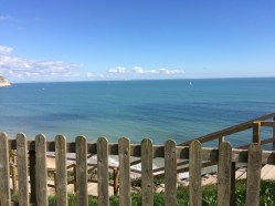 The View from Grandad's Birthday Lunch