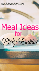 5 Easy Finger Foods for Babies