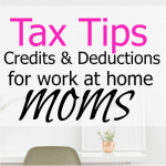 Work at home tax credits you don't want to miss