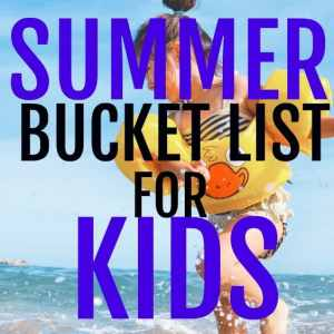 19 Frugal Things to do with the Kids this Summer
