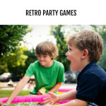 10 Retro party games for a frugal good time!
