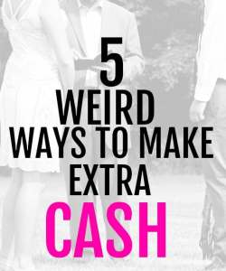 6 Unusual Ways to Side Hustle and Make Extra Money