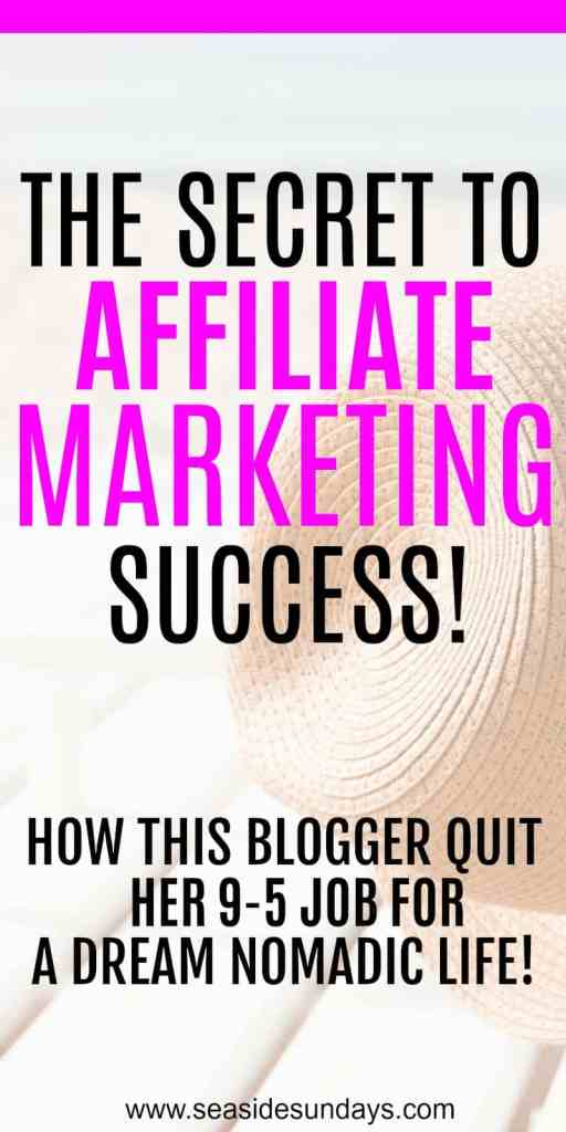 Can you make money with affiliate marketing? Learn how this blogger quit her 9-5 dead end job for a dream life in Bali. This Interview with Elise from House of Brazen will show you how to make money with affiliate marketing. Bloggers and WAHMs can make extra money using their pins. You can get paid just for going on Pinterest. Learn the best ways to use affiliate links on your pins to increase your income. Learn the secrets to success from an expert with this insightful interview.