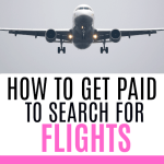 How to get Paid to Search for Flights Online with Farefetch