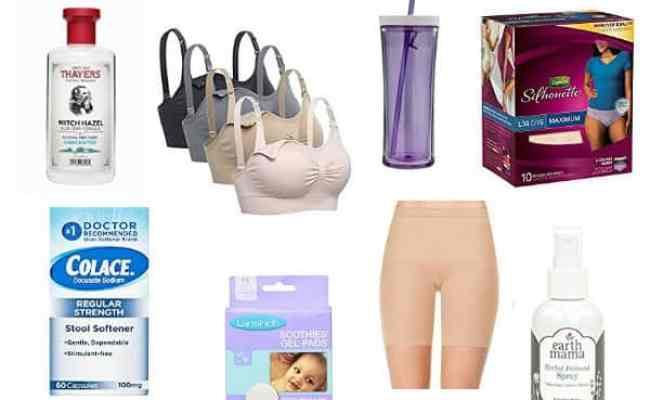 The Ultimate Postpartum Survival Kit For New Moms