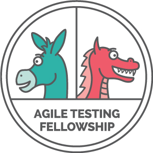 Logo of the Agile Testing Fellowship