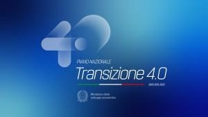 PIANO NAZIONALE TRANSIZIONE 4.0