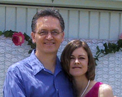 Russ and Angela