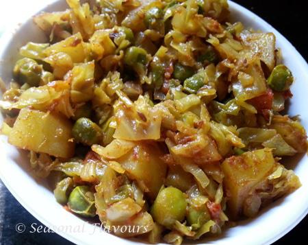 Bandhakopir Ghonto Recipe