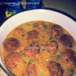 Macher Kofta Curry – Bengali Fried Fish Balls In Kofta Gravy | Fish Kofta