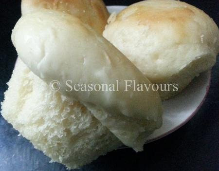 Sweet No Knead Easy Dinner Rolls