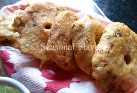 Minapa Vada Recipe