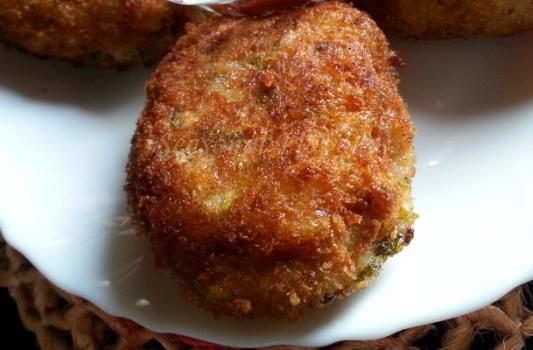Bengali Egg Cutlet Recipe