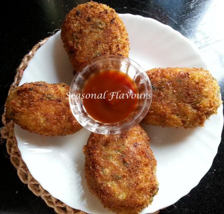 Bengali Dimer Chop Recipe