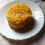 Tomato Rice – Andhra Style Rice With Tomatoes | Tangy Tomato Masala Rice
