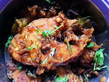 Andhra Style Chepa Vepudu Recipe