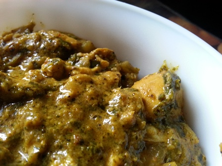 chicken with curry leaves recipe