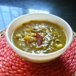 Chukkakura Pappu Andhra Tangy Green Sorrel And Yellow Lentils Dal