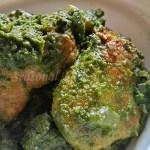 Dhonepata Maach – Bengali Coriander Fish Curry | Fish In Cilantro Sauce