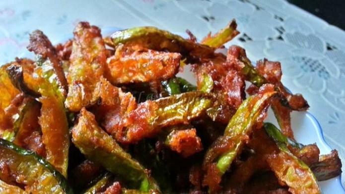 Ivy Gourd Crispy Fry Recipe