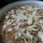 Lapsi Gujarati Sweet Dalia (Bulgur) Broken Wheat Pudding | Fada Lapsi