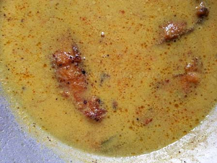cook fish with mustard paste for Indian fish recipe