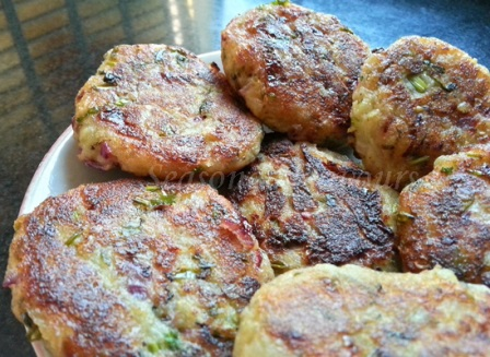 Mashe Plantain Patties Recipe