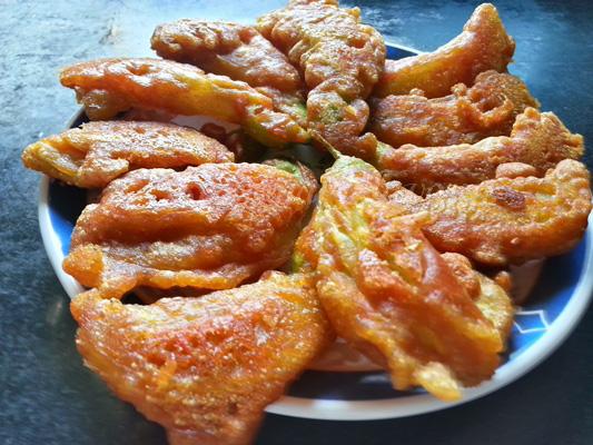 Agasti Flower Bhajji Recipe