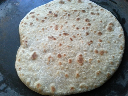 Cook Bihari sattu stuffed parantha