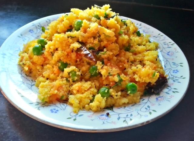 Idli Upma Recipe South Indian