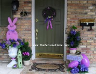 Guest Post- {Make Large Peep Topiaries} from The Seasonal ...
