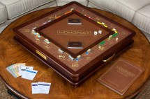 Luxury Edition Monopoly Board Game