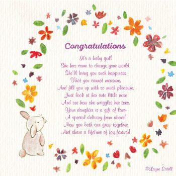 congratulations it s a