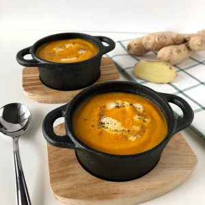 Carrot, Ginger and Turmeric Soup