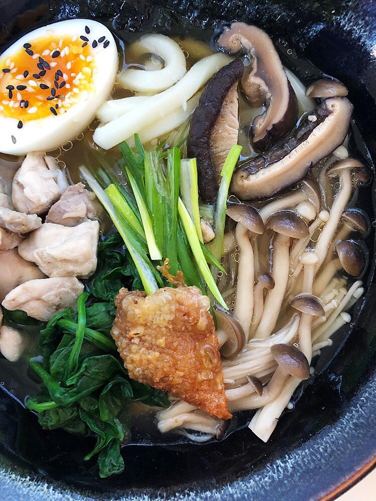 Chicken Udon Noodle Soup - Season & Serve Blog