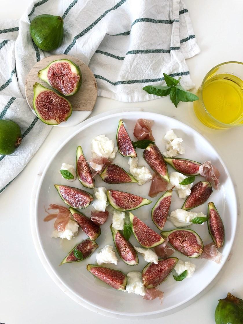 Italian Fig Salad